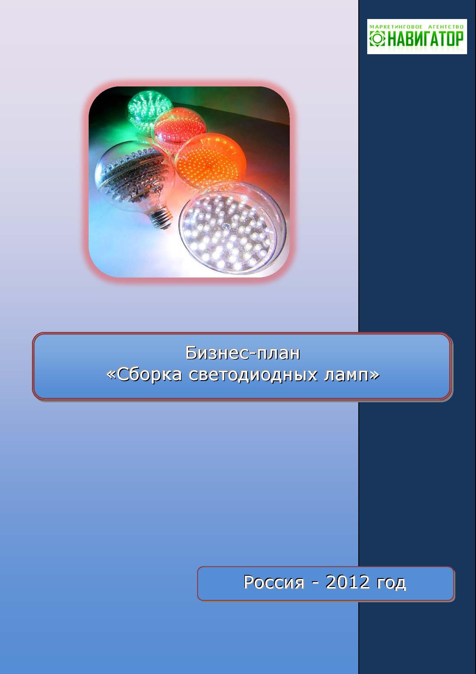 Продажа светодиодов бизнес план проектор бизнес план